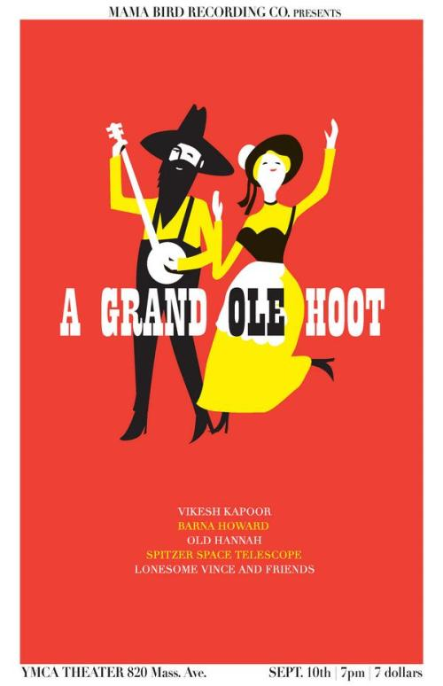 A Grand Ole Hoot